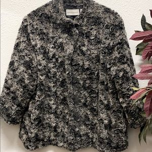Alfred Dunner chunky sweater size 10